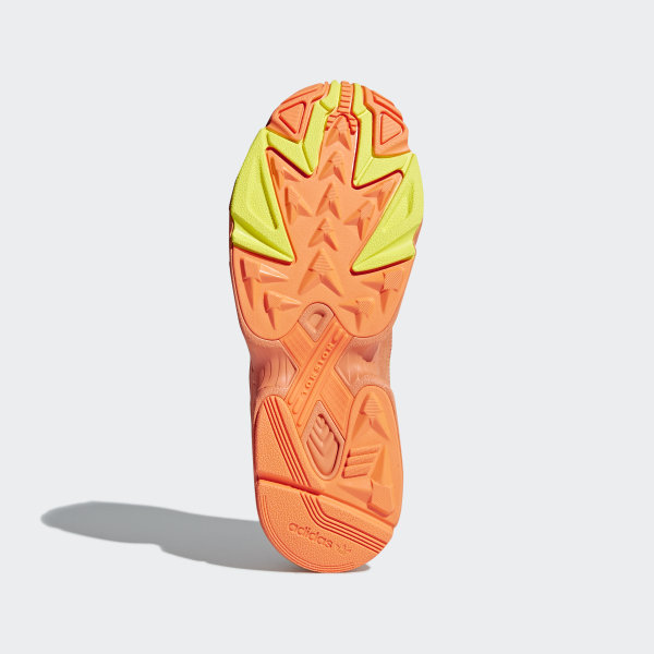 cd61b7718ca Yung 1 Shoes Hi-Res Orange   Hi-Res Orange   Shock Yellow B37613