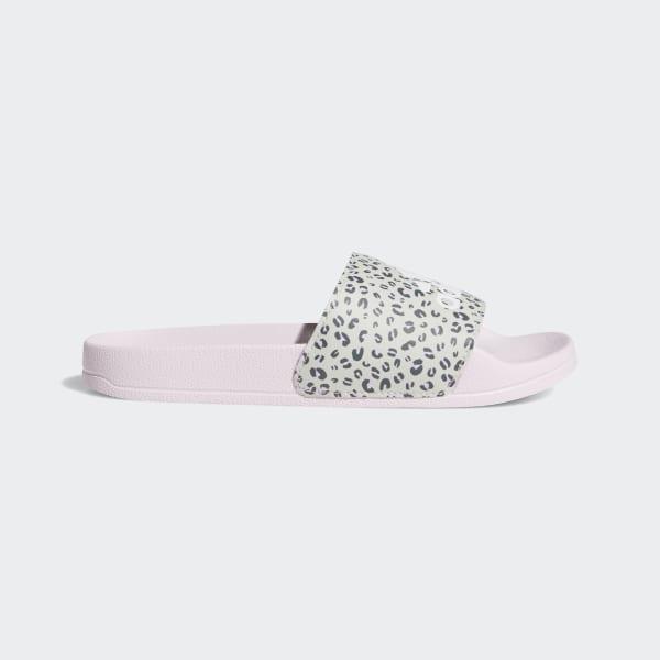776a65580 Adilette Shower Slides Aero Pink   Cloud White   Raw White F99856
