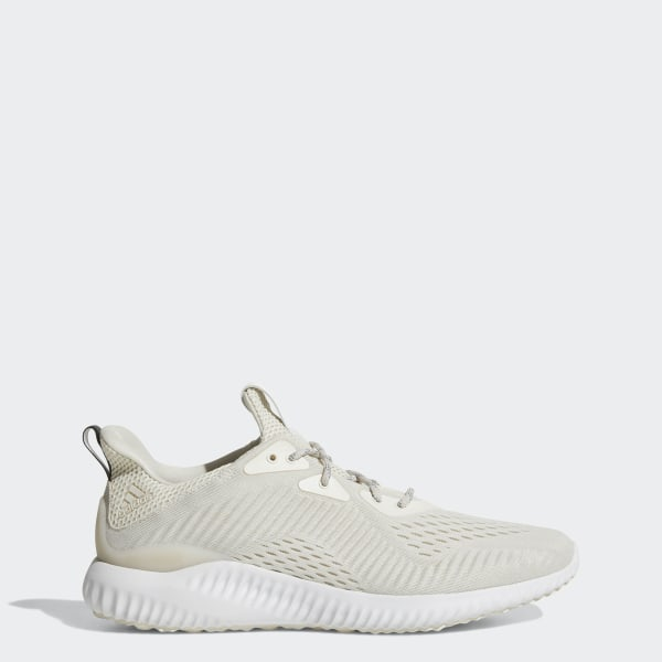 90a5e61aee4c Alphabounce EM Shoes Chalk White   Cloud White   Talc BW1207