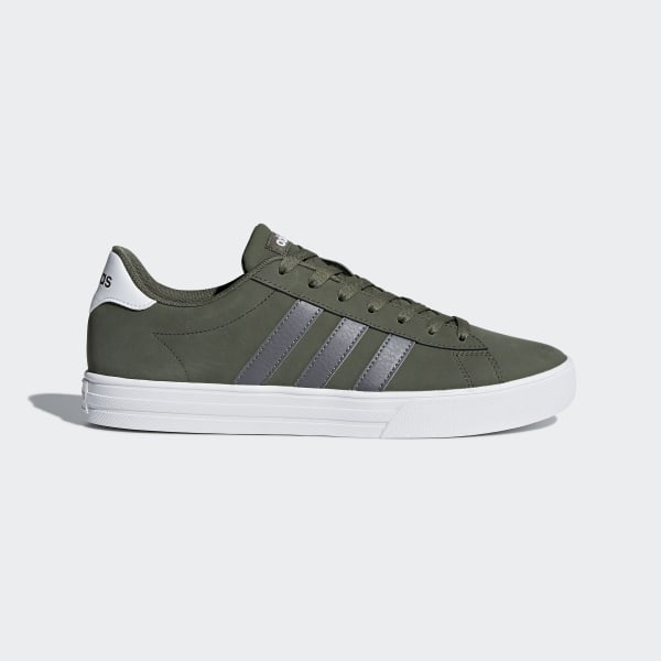 d1ff8c6295f Daily 2.0 Shoes Base Green   Grey Four   Cloud White DB0281