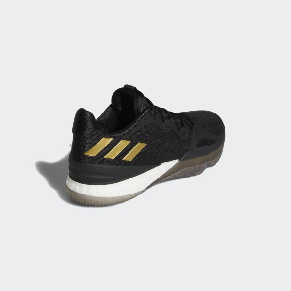 2ef5e0033fc3 Crazylight Boost 2018 Shoes Hi-Res Red   Gold Met.   Core Black AQ0006