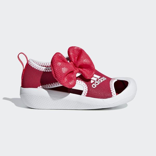 74623c5c6aa Sandálias AltaVenture Minnie Red   Ftwr White   Core Black D96910