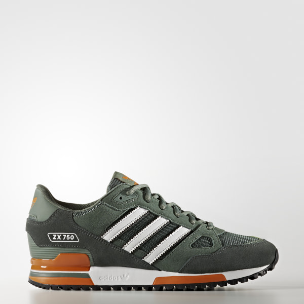 new style 70acc b4b78 Zapatillas Originals ZX 750 TRACE GREEN  FTWR WHITE UTILITY IVY BB1221