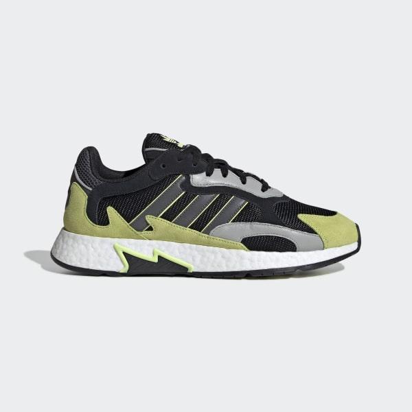 a65c65bf402c Tresc Run Shoes Core Black   Grey Five   Semi Frozen Yellow EF0766