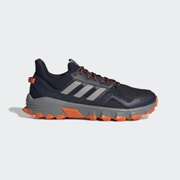 04240d59f Rockadia Trail Shoes Legend Ink   Grey Two   Orange EE9557