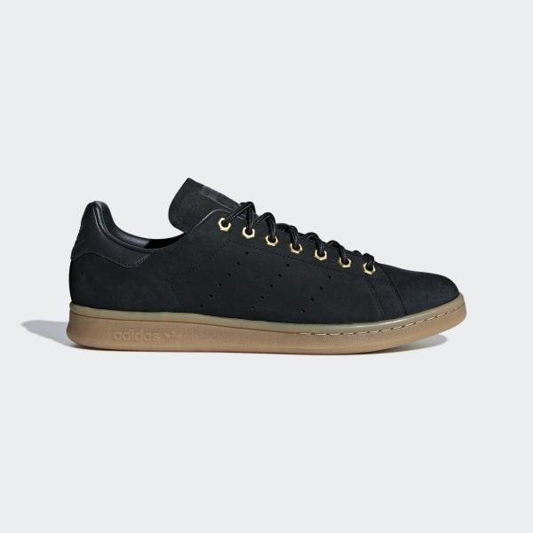 size 40 920d6 83423 Stan Smith WP Shoes Core Black  Core Black  Carbon B37872