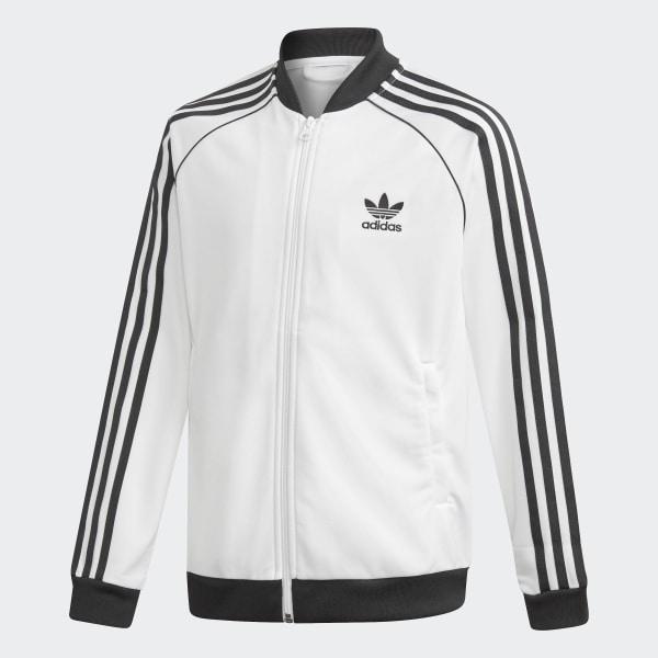 Veste de survêtement SST - blanc adidas   adidas Switzerland 3d321d031767