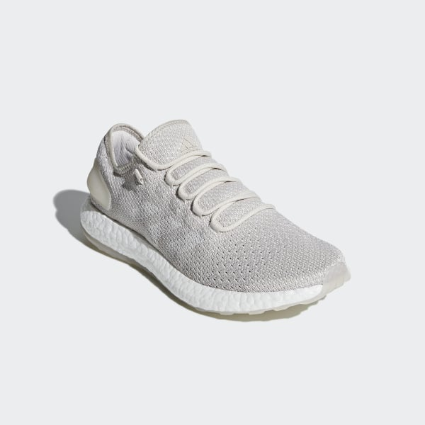 99b47aff7 Pureboost Clima Shoes Chalk Pearl   Cloud White   Ecru Tint BY8895