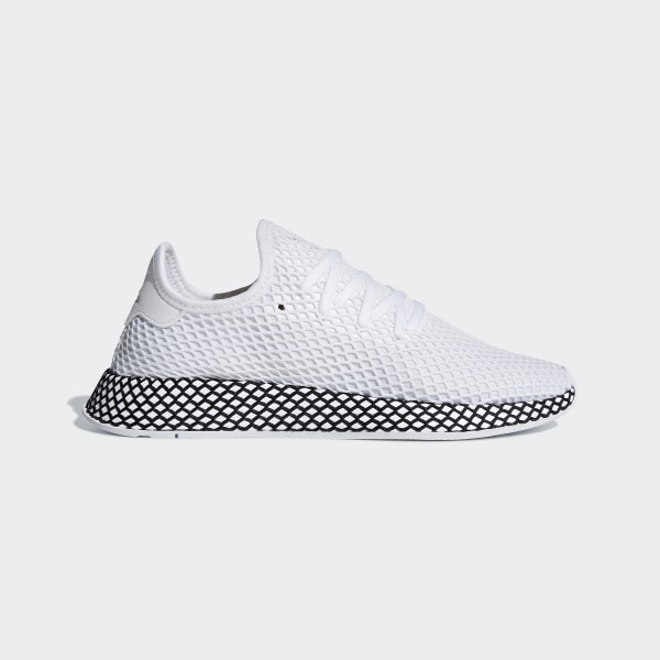 reputable site d762a 333f3 Zapatillas Deerupt Runner FTWR WHITE FTWR WHITE CORE BLACK B41767