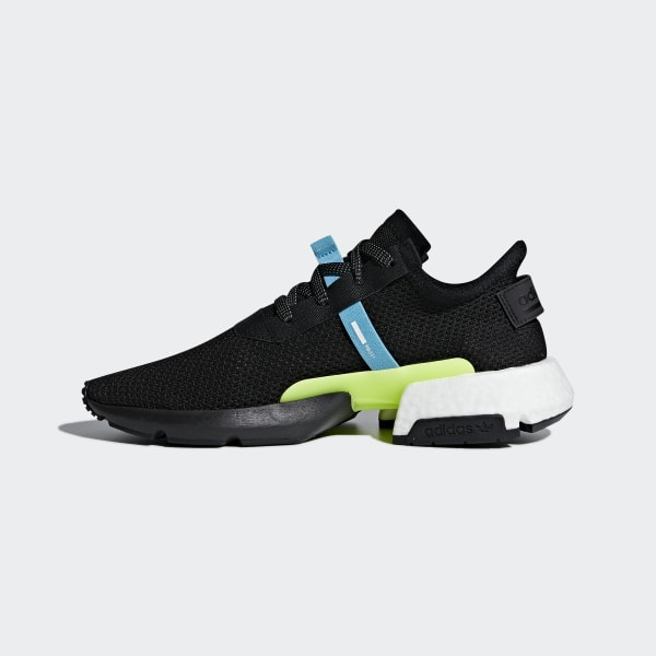 online store 5c093 744aa POD-S3.1 Shoes Core Black  Core Black  Grey AQ1059