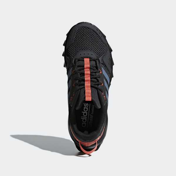 0f844a582 Rockadia Trail Shoes Carbon   Raw Steel   Trace Scarlet CG3984