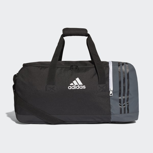 Tiro Team Bag Medium Black   Grey   White S98392 686287dc607cb