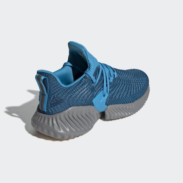 43c0a35523707 Alphabounce Instinct Shoes Legend Marine   Legend Marine   Shock Cyan BD7112