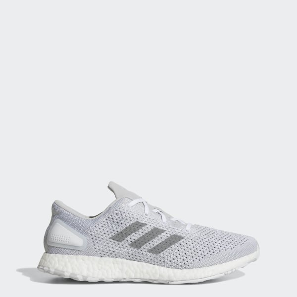 d8406680b80 PureBOOST DPR Shoes Cloud White   Mid Grey   Light Solid Grey S80734