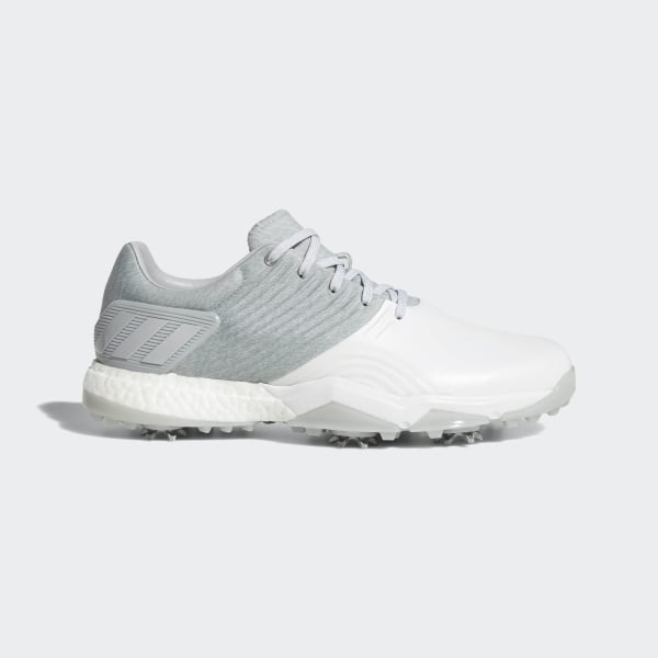 free shipping bd545 bbae8 Adipower 4orged Wide Shoes Clear Onix  Matte Silver  Ftwr White AC8262