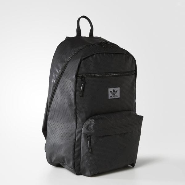 adidas National Plus Backpack - Black  000ef6db6a93a