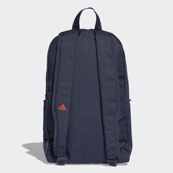 008188c1644 Classic Badge of Sport Backpack Legend Ink   Legend Ink   Active Red DT2629