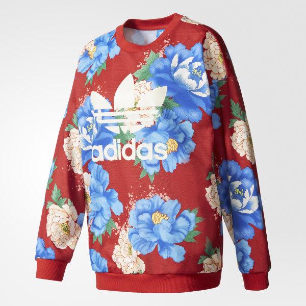 ad2b497884b5 adidas Chita Sweater - Multicolor