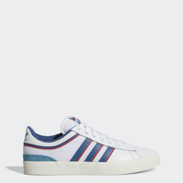 first rate ee7a5 3cd61 CAMPUS VULC X ALLTIMERS Footwear White Core Blue Scarlet CG5128