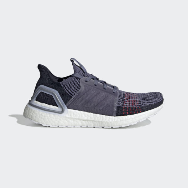 0db342710 Ultraboost 19 Shoes Raw Indigo   Raw Indigo   Shock Red D96863