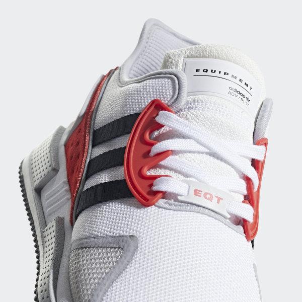 promo code 7c48f f5a9c EQT Cushion ADV Shoes Ftwr White  Core Black  Hi-Res Red BB7180