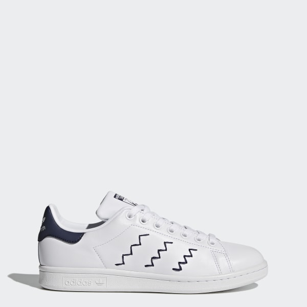 the best attitude 9a13a 02d55 Tenis Stan Smith FTWR WHITE FTWR WHITE TRACE BLUE F17 BZ0402