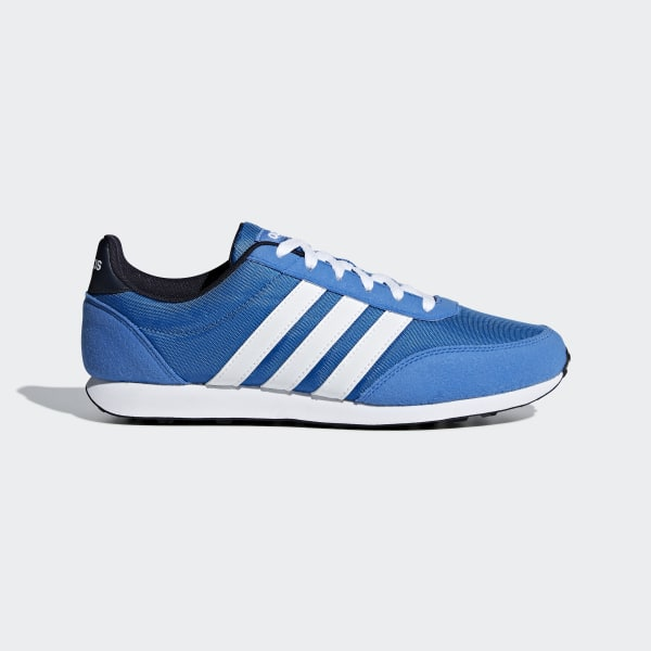 f707731043a0f8 V Racer 2.0 Schuh True Blue   Ftwr White   Legend Ink F34450