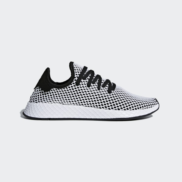 save off 46c4f 459dc Deerupt Runner Shoes Core BlackCore BlackFtwr White CQ2626
