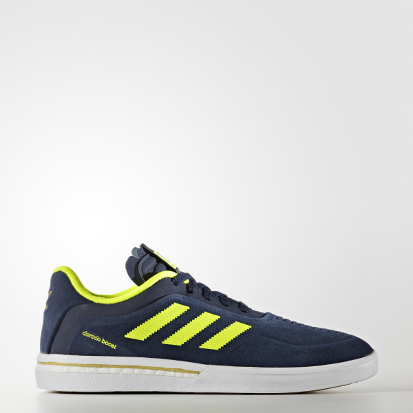 quality design f75be fdb3f DORADO ADV BOOST COLLEGIATE NAVYSOLAR YELLOWWHITE D69249