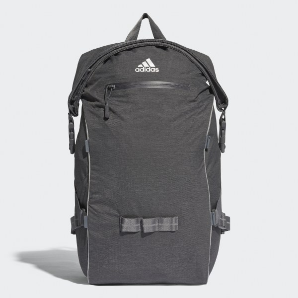 NGA Backpack Dark Grey Heather   Grey Four   Reflective BR2285