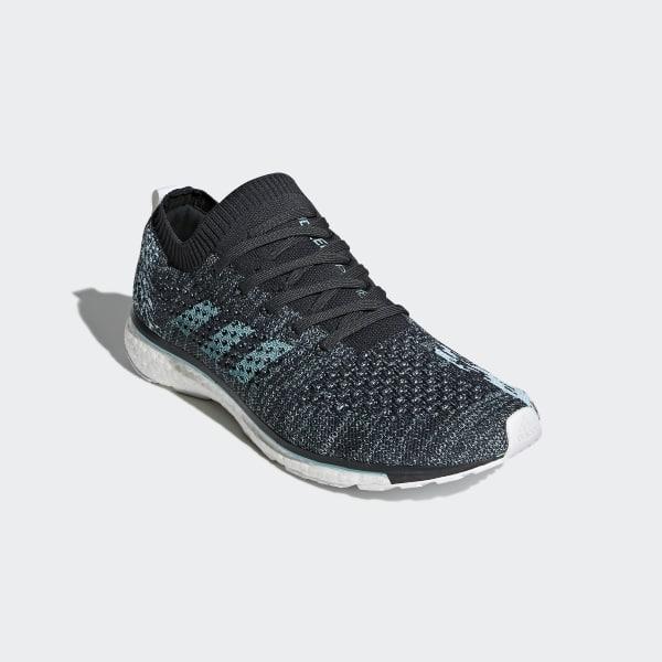 c05946e703f Adizero Prime Parley Shoes Grey Hi-Res Aqua Clear Mint DB1252