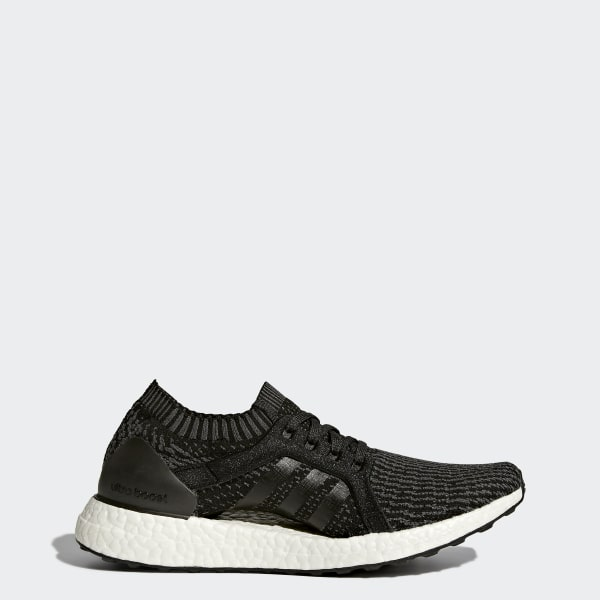 402005db9 Ultra Boost X Shoes Core Black Dark Grey Heather Solid Grey Onix BB1696