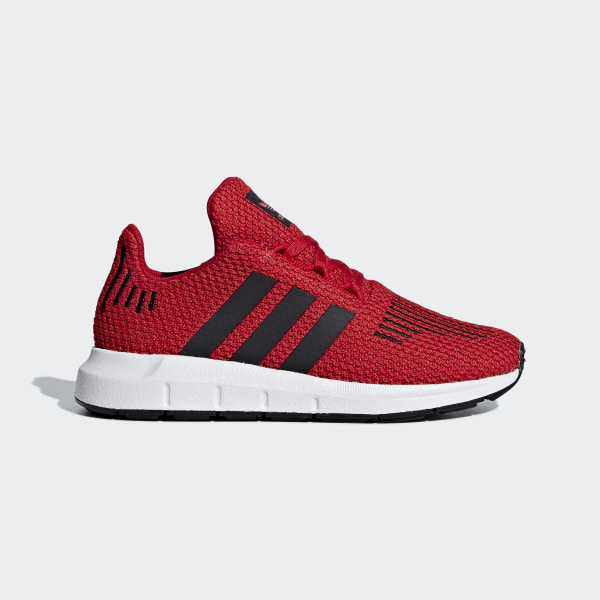 d4e2f21a7d893 Swift Run Shoes Scarlet   Core Black   Cloud White CG6926