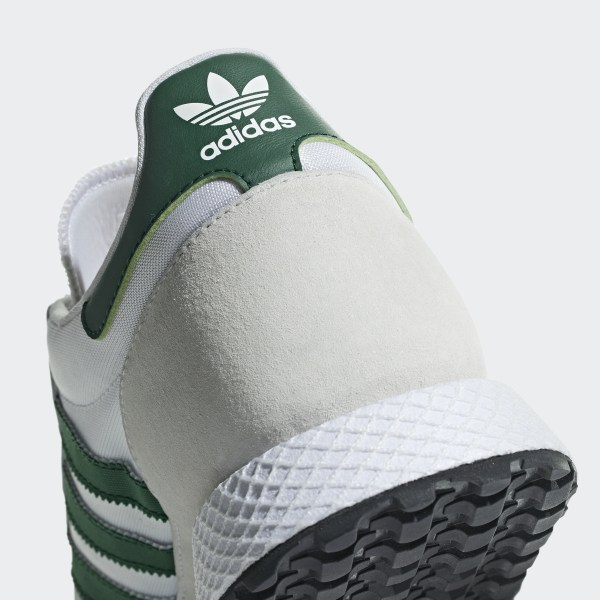 super popular 58145 2dceb Forest Grove Shoes Crystal White  Collegiate Green  Core Black B41546