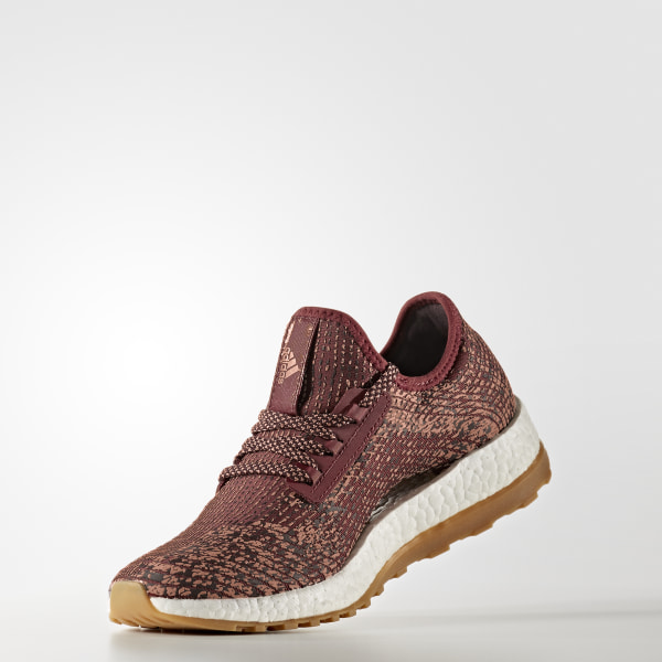 b064281ab Pure Boost X ATR Shoes Mystery Red   Night Red   Tech Rust Metallic BB1727