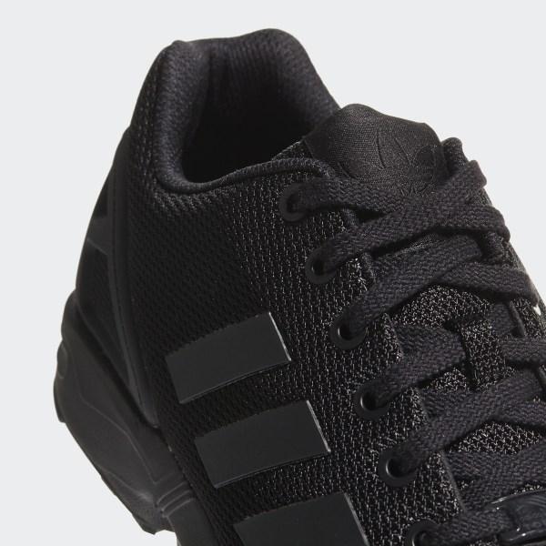 37b5e89e9478 ZX Flux Shoes Core Black   Dark Grey   Core Black S32279