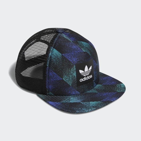 0e767ababacd4 adidas Gorra Trucker Towning - Multicolor
