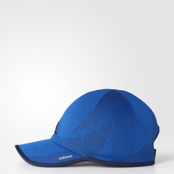 dded0c0cb45 adidas adizero Prime Hat - Blue