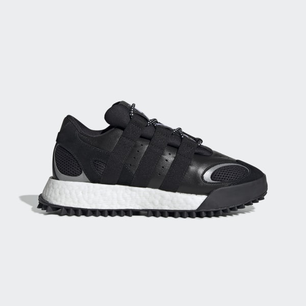 fce044f72ffd adidas Originals by AW Wangbody Run Shoes Core Black   Core Black   Core  Black EF2438