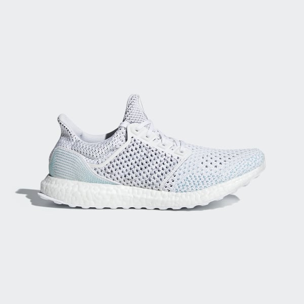 ddb18195dc9 Ultraboost Parley LTD Shoes Cloud White   Cloud White   Blue Spirit BB7076
