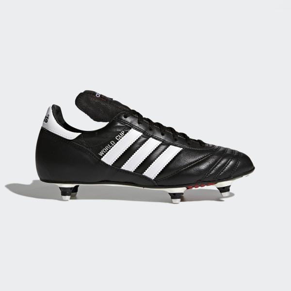 Bota de fútbol World Cup Black Footwear White 011040 29e2eae78216b