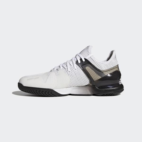 on sale 3743c e96f3 adizero Ubersonic 2.0 Shoes Cloud White  Core Black  Grey CQ1721