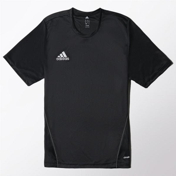 Camisa Treino Core 15 BLACK WHITE S22391 9f2f1aab96d7b