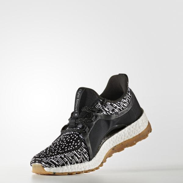 38ebdea1c67b7 PureBOOST X All Terrain Shoes Core Black   Cloud White   Core Black BY2691