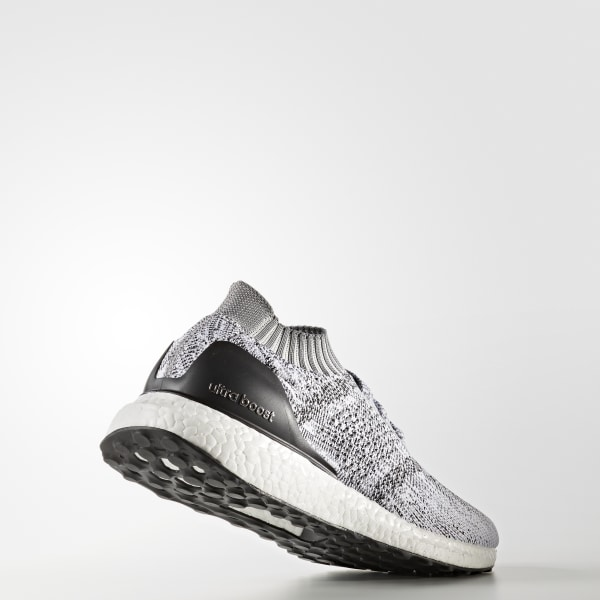 c72e3d4faa11 UltraBOOST Uncaged Shoes Cloud White   Cloud White   Grey Three CG4095