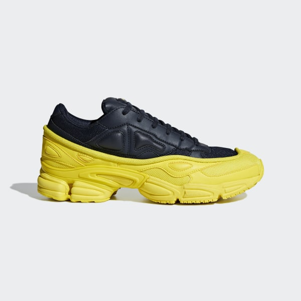RS Ozweego Shoes Bright Yellow   Night Navy   Night Navy F34267 227293287683