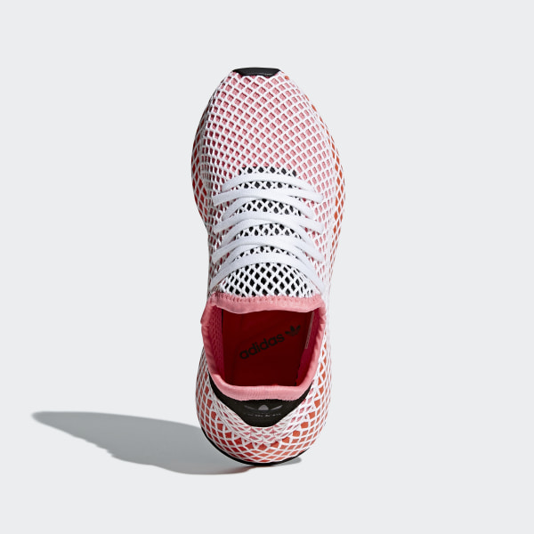 2b7c46a6c83 Deerupt Runner Shoes Chalk Pink   Chalk Pink   Bold Orange CQ2910