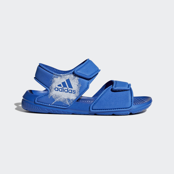 finest selection e616c ef25e Chancla AltaSwim BlueFootwear White BA9289