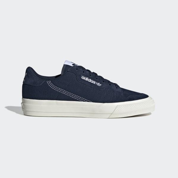 049d9d8a0c408 Continental Vulc Shoes Collegiate Navy   Cloud White   Collegiate Navy  EF3521