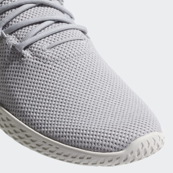 012d35dcc8d65 Pharrell Williams Tennis Hu Shoes Light Solid Grey   Light Solid Grey   Chalk  White DB2553